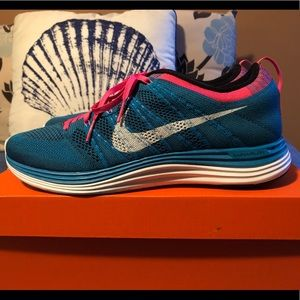 Nike Flyknit One, used, size 11